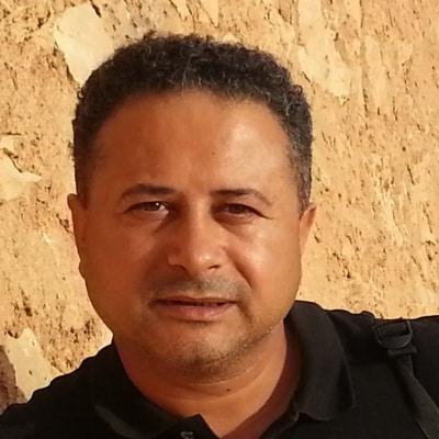 Amine Lagoune guide accompagnateur de voyage en Algérie
