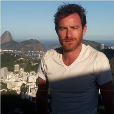 Axel Lahaye guide accompagnateur de voyage à Rio de Janeiro