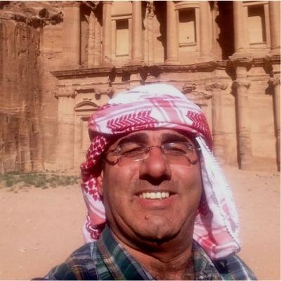 Bawaneh Abdel Fattah guide accompagnateur de voyage en Jordanie
