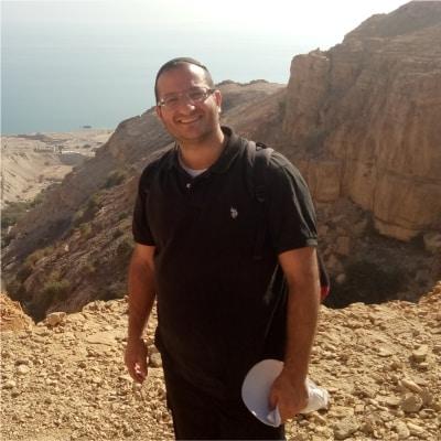 Dan Levy guide accompagnateur de voyage en Israël
