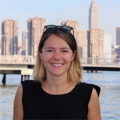 Elise Goujon guide accompagnatrice de voyage à New York