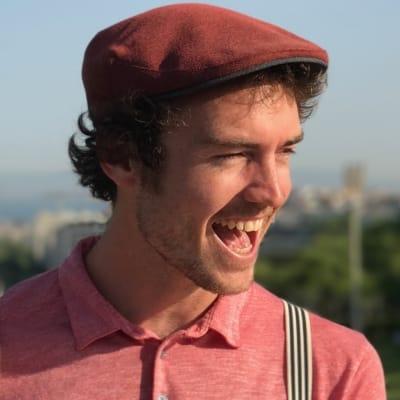 Elliot Schmeltz guide accompagnateur de voyage à Lisbonne