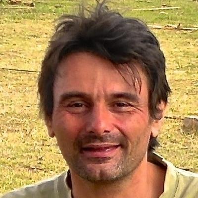 Frederic Poincon guide accompagnateur de voyage au Kenya
