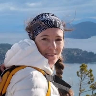 Jacquie Aguirre Cornet guide accompagnatrice de voyage en Argentine