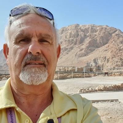 Shimi Oron guide accompagnateur de voyage en Israël