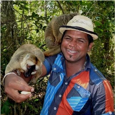 Helinirina Raharomanana guide accompaganteur de voyage à Madagascar
