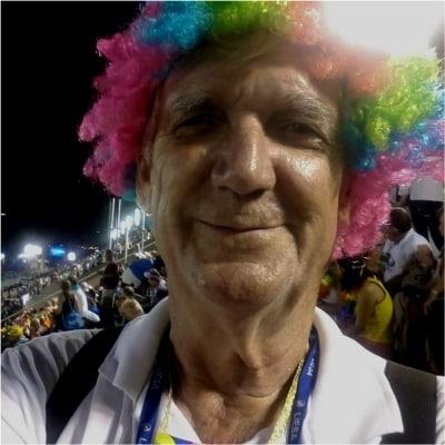 Jerome Franz Chardronnet guide accompagnateur de voyage à Rio de Janeiro