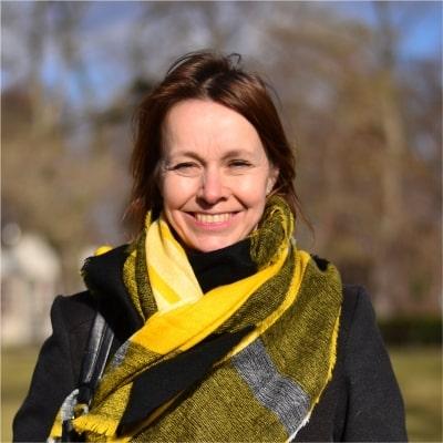 Klára Jungová guide accompagnatrice de voyage à Prague