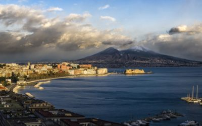 Guided tour of Naples, city of the sun