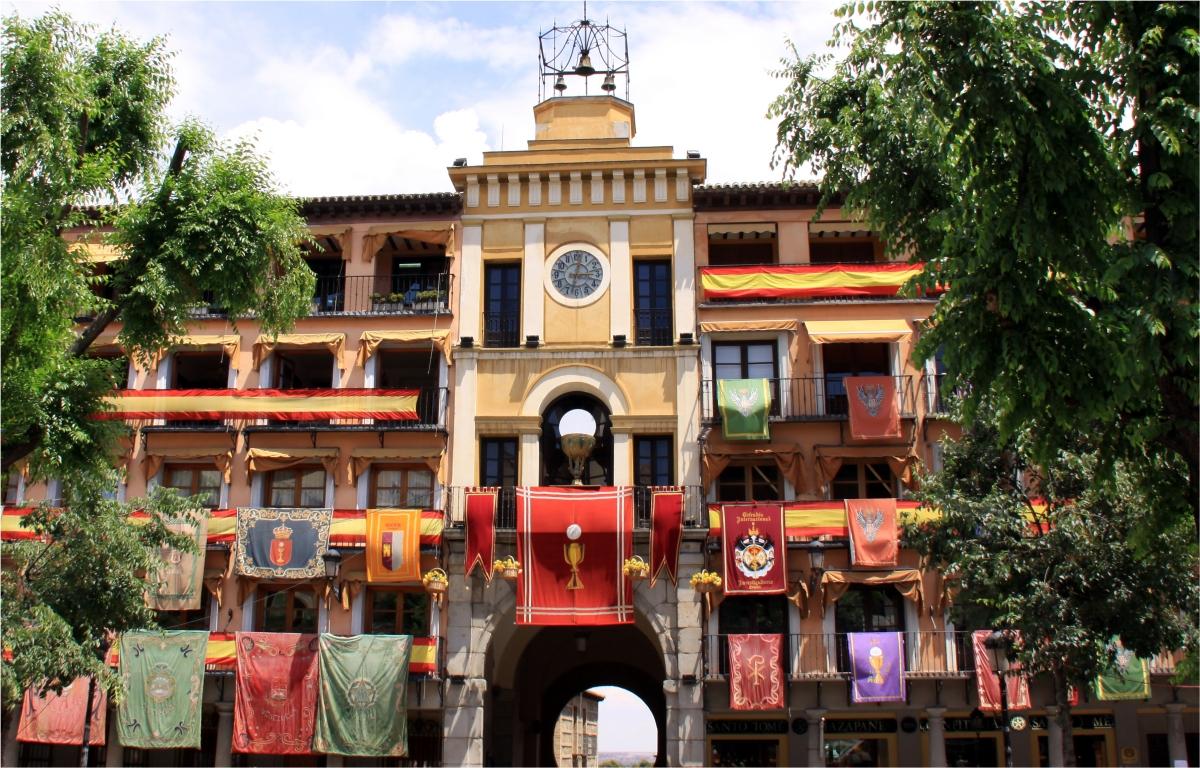 les plus belles visites à faire à Tolède