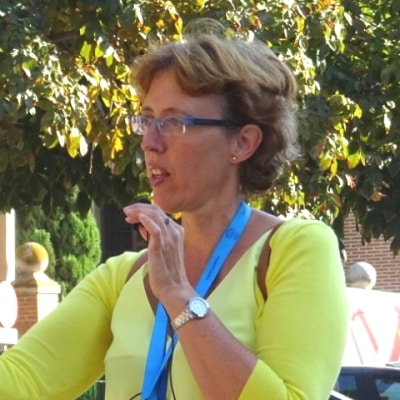 Nieves Brochon guide accompagnatrice de voyage à Madrid