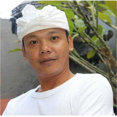Agung Sayang Semarajaya guide accompagnateur de voyage à Bali