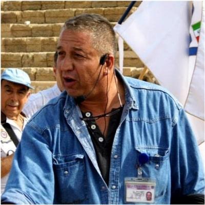 Michel Gilboa Seban guide accompagnateur de voyage en Israël