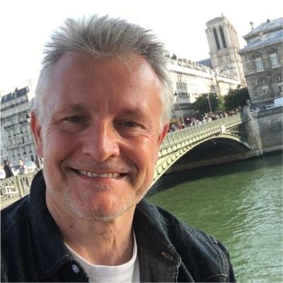 Patrice Brunet guide accompagnateur de voyage à Paris
