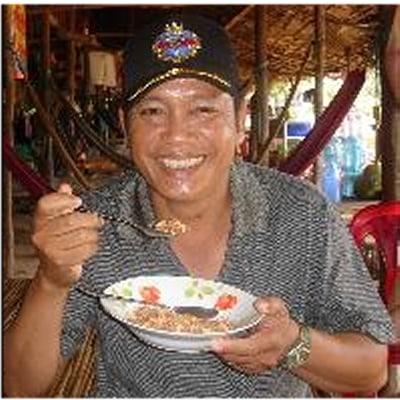 Ponlork Sok guide accompagnateur de voyage au Cambodge