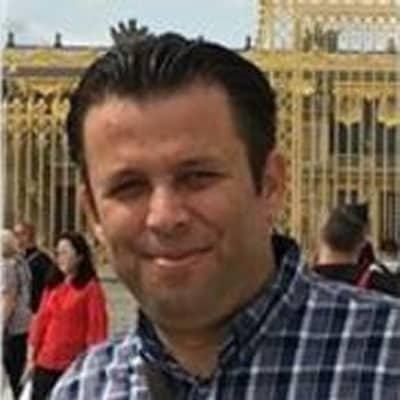 Taisir Al Halabi guide accompagnateur de voyage à Paris