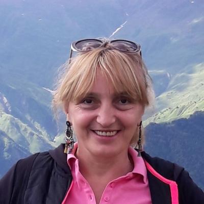 Khatouna Tsereteli guide accompagnatrice de voyage en Géorgie