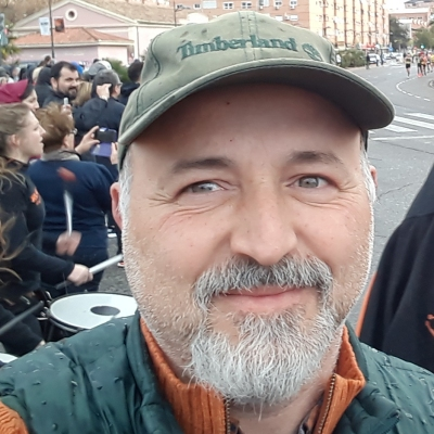 Alessandro Girardi guide accompagnateur de voyage à Valence en Espagne