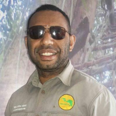 Demi Wasage guide accompagnateur de voyage en Papouasie