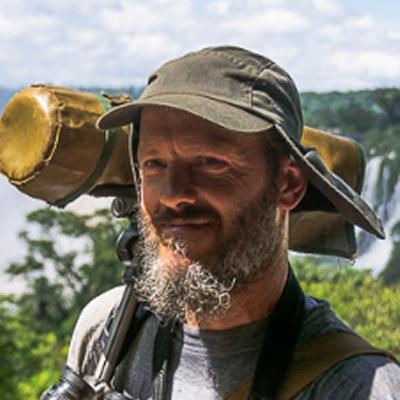 Guy Cox guide accompagnateur de voyage en Argentine
