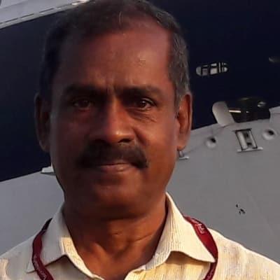 Joyce Xavier guide accompagnateur de voyage au Kerala