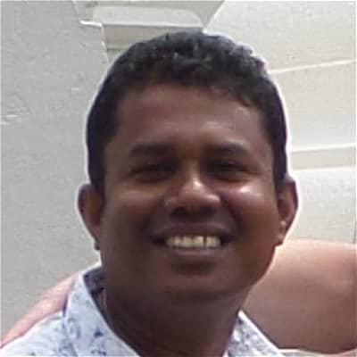 Malimbadage Sumith Kumara guide accompagnateur au Sri Lanka