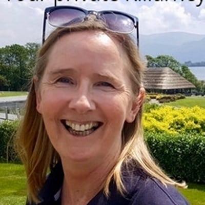 Mary O Sullivan guide accompagnatricede voyage en Irlande