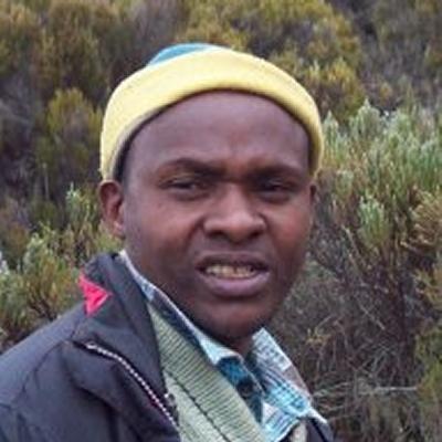 Michael Gichigo guide accompagnateur de voyage au Kenya