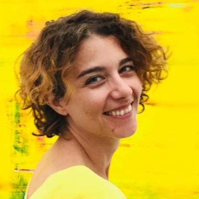 Camilla Bevilacqua guide accompagnatrice de voyage à Paris
