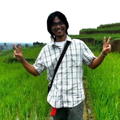 Christian Sura guide accompagnateur de voyage à Bali