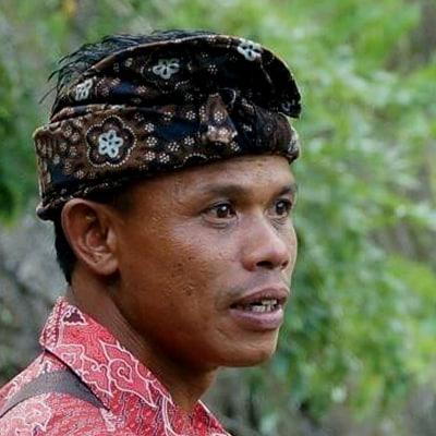 Nyoman Kardiana guide accompagnateur de voyage à Bali