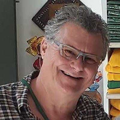 Dirk Van Kerckhove guide accompagnateur de voyage à Bahia