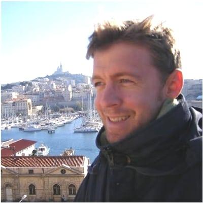 Mathieu Faureau guide accompagnateur de voyage à Marseille