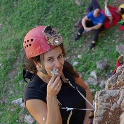 Chryssa Mavrokosta guide accompagnatrice de voyage en Crête