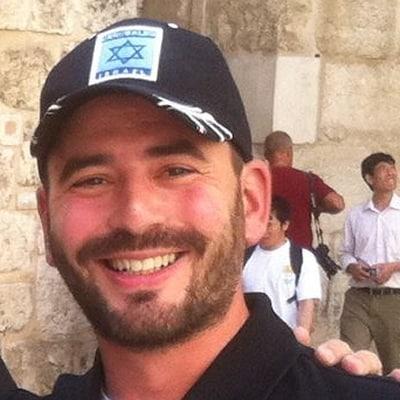David Mansour guide accompagnateur de voyage en Israël