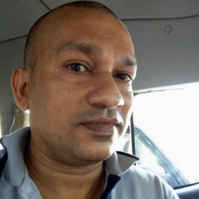 Amith Wijayalal guide accompagnateur de voyage au Sri Lanka