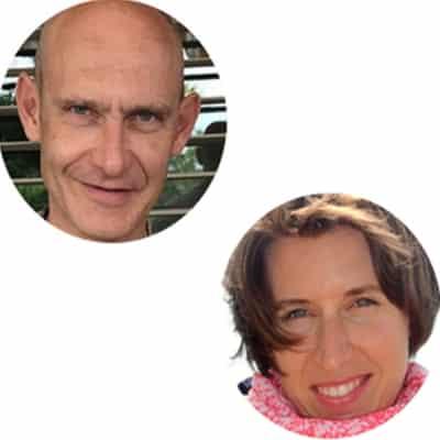 Dominique & Lenka Boutineau guides accompagnateurs de voyage à Prague