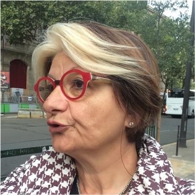 Edith Roger guide accompagnatrice de voyage à Paris