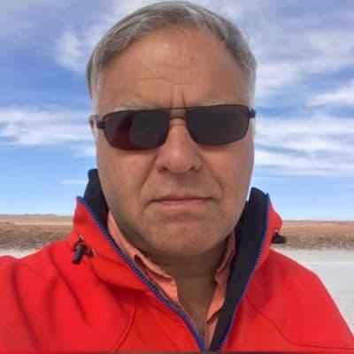 Federico Norte guide accompagnateur de voyage en Argentine