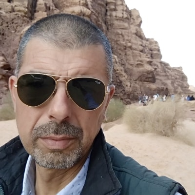 Imad Obrayan guide accompagnateur de voyage en Jordanie