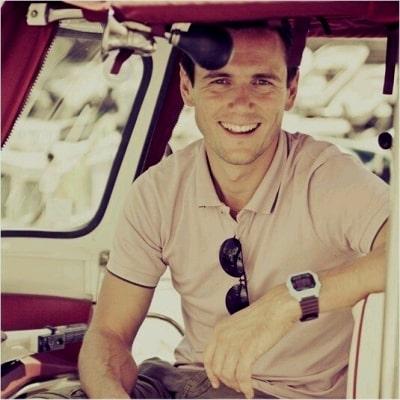 Nicolas Reybaud guide accompagnateur de voyage à Marseille