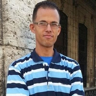 Yan Rosell guide accompagnateur de voyage à Cuba
