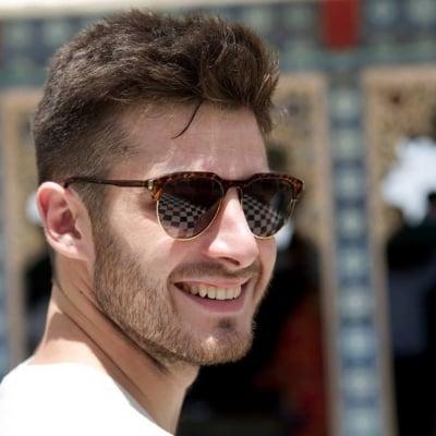 Quentin Billon guide accompagnateur de voyage au Kosovo