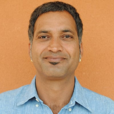 Vishnu Panchariya guide accompagnateur de voyage au Rajasthan