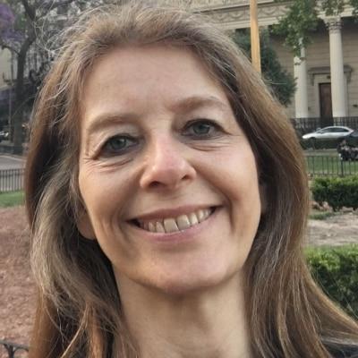 Andrea Liz guide accompagnatrice de voyage en Argentine