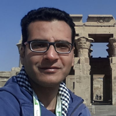 George Habib guide accompagnateur de voyage en Égypte