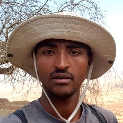 Getachew Hailu guide accompagnateur de voyage en Éthiopie