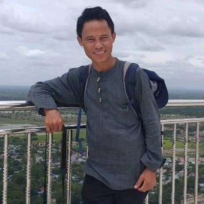 Nyi Htwe guide accompagnateur de voyage au Myanmar