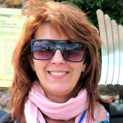 Ewa Bratosiewicz guide accompagnatrice de voyage en Pologne