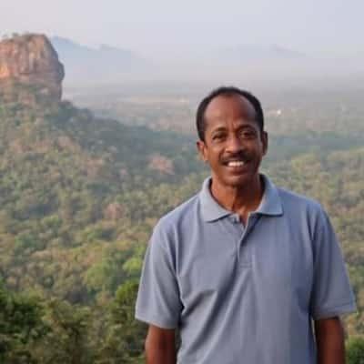 Lalith Induruwage guide accompagnateur de voyage au Sri Lanka